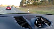 Тест драйв Porsche Macan По острым иглам яркого огня