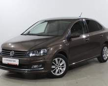 Volkswagen Polo: 2017 Connect 1.4 AMT седан Москва 1.6л 685000 Р