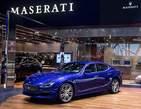 Maserati показала новые версии: GranLusso и GranSport