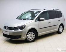 Volkswagen Touran: 2011 Highline 1.4 AMT минивэн Москва 1.4л 596000 Р