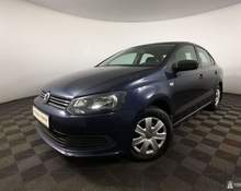 Volkswagen Polo: 2010 1.6 AT седан Москва 1.6л 325000 Р