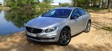 Тест-драйв Volvo S60 Cross Country: нормандская теория
