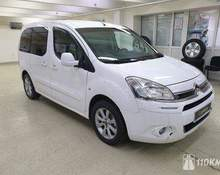 Citroen Berlingo: 2013 Exclusive 1.6 MT минивэн Москва 1.6л 545000 Р