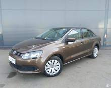 Volkswagen Polo: 2015 1.6 AT седан Чебоксары 1.6л 503700 Р