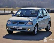 Renault Logan: 2008 Expression 1.4 MT седан Игра 1.4л 220000 Р