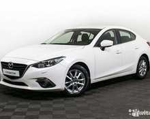 Mazda 3: 2016 Exclusive 1.5 AT седан Москва 1.5л 1007000 Р