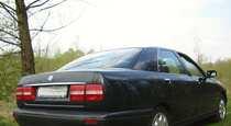 Ретро тест Lancia Kappa респектабельная синьора
