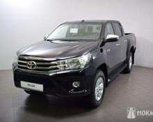 Toyota Hilux: 2019 Exclusive 2.8d AT 4x4 пикап Санкт-Петербург 2.8л 2625000 Р
