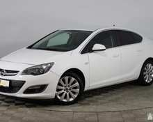 Opel Astra: 2014 1.4 AT седан Волгоград 1.4л 549000 Р