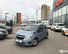 Chevrolet Spark: 2013 LS 1.0 AT хэтчбек Санкт-Петербург 1л 364000 Р