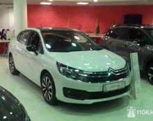 Citroen C4: 2018 Feel Edition 1.6 AT седан Москва 1.6л 1124000 Р