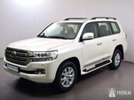 Toyota Land Cruiser: 2020 Excalibur 4.5d АТ 4х4 Санкт-Петербург 4.5л 6004000 Р