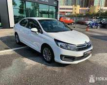 Citroen C4: 2017 Shine 1.6 AT седан Санкт-Петербург 1.6л 819000 Р