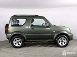 Suzuki Jimny: 2014 JLX mode 3 1.3 AT 4x4 Москва 1.3л 1085000 Р