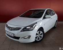 Hyundai Solaris: 2015 Active 1.6 MT седан Орск 1.6л 590000 Р
