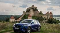 Тест драйв Jaguar E Pace  титул учтивости