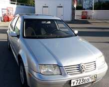 Volkswagen Jetta: 2001 1.8 AT седан Краснодар 1.8л 205000 Р