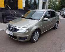 Renault Logan: 2010 1.6 MT седан Нижнекамск 1.6л 280000 Р