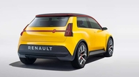 Renault 5 Alpine turbo  француз  утерший нос тевтонцу VW Golf GTi