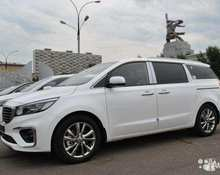 KIA Carnival: 2020 2.2 CRDi AT минивэн Москва 2.2л 3500000 Р