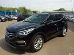 Hyundai Santa Fe: 2016 Dynamic 2.2 AT 4x4 Казань 2.2л 2312000 Р