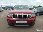 Jeep Grand Cherokee: 2012 Overland 5.7 AT 4x4 Москва 3л 1450000 Р