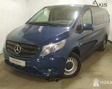 Mercedes Vito: 2015 Mixto 114 CDi 2.1 MT минивэн Санкт-Петербург 2.1л 1690000 Р