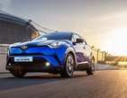 Toyota C-HR: названы цены всех комплектаций