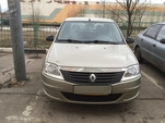 Renault Logan: 2011 Authentique 1.4 MT Москва 205000 Р