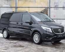 Mercedes Vito: 2014 3.5 AT минивэн Москва 2.1л 1750000 Р