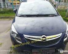 Opel Zafira: 2014 Cosmo 2.0d AT минивэн Санкт-Петербург 1.4л 1102600 Р