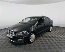 Volkswagen Polo: 2017 Drive 1.6 AT седан Уфа 1.6л 580000 Р