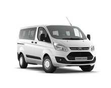 Ford Tourneo Connect: 2018 микроавтобус Москва 2.2л 2531666 Р