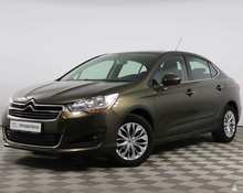 Citroen C4: 2014 Exclusive + 1.6 AT седан Москва 1.6л 459000 Р