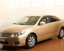 Toyota Camry: 2009 2.4 AT 4х4 седан Самара 2.4л 800000 Р