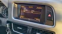 Секонд тест Audi Q5 Hybrid quattro  не сошлись характерами