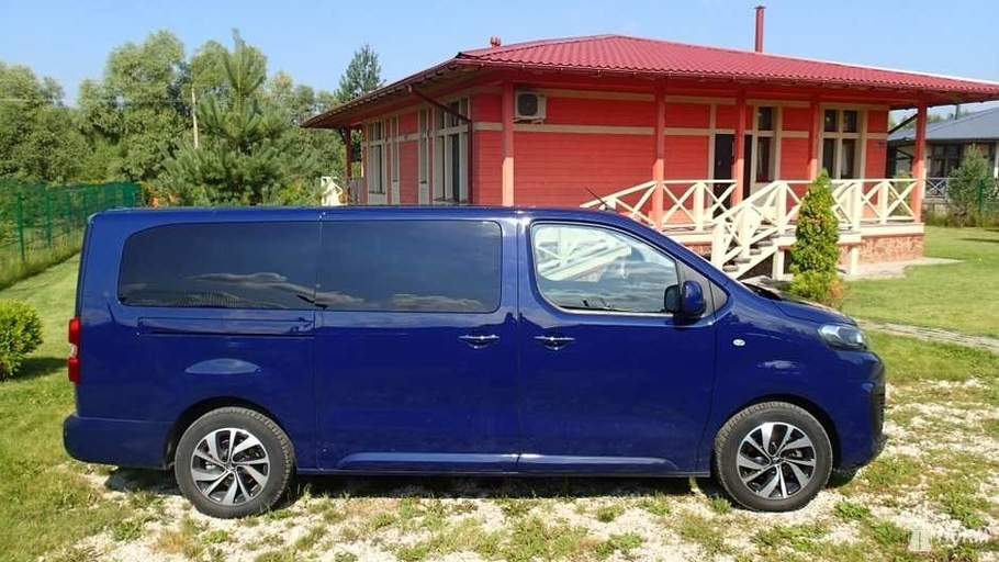 Тест-драйв Citroen Space Tourer: французская романтика Citroen Space Tourer