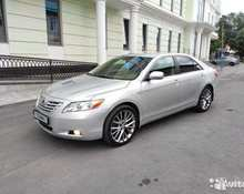 Toyota Camry: 2008 2.5 AT седан Нальчик 6л 550000 Р