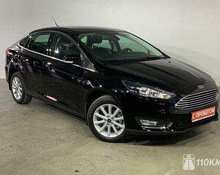 Ford Focus: 2019 Special Edition 1.6 MT седан Санкт-Петербург 1.6л 1170000 Р