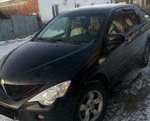SsangYong Actyon Sports: 2008 Luxury 2.0d AT 4×4 пикап Колосовка 2л 450000 Р