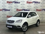 SsangYong Actyon: 2012 2.0d AT Москва 2л 695000 Р