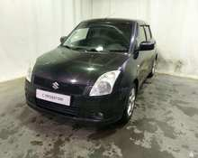 Suzuki Swift: 2006 GLA 1.5 AT хэтчбек Казань 1.3л 281000 Р