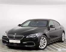 BMW 6: 2015 Gran Coupe 640d xDrive 3.0 AT седан Москва 3л 2489000 Р