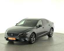 Mazda 6: 2018 Executive Plus 2.5 AT седан Москва 2л 1420000 Р