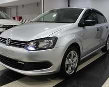 Volkswagen Polo: 2010 1.6 AT седан Москва 1.6л 350000 Р
