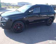Jeep Compass: 2013 Limited 2.4 AT 4×4 внедорожник Уфа 2.4л 755000 Р