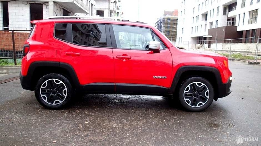 36 - Тест-драйв Jeep Renegade: игра с традициями