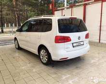Volkswagen Touran: 2012 Highline 1.4 MT минивэн Санкт-Петербург 1.4л 577000 Р