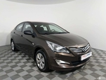 Hyundai Solaris: 2015 Active 1.4 AT Казань 1.4л 559900 Р