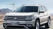 Тест драйв Volkswagen Teramont у него есть другая